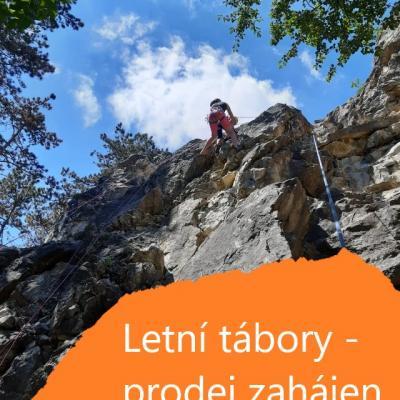 Zahájen prodej letních táborů na SmíchOFFce!!!